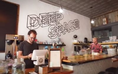 Connect with Deep Space Coffee